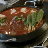 Photo taken at The Kims' Korean Buffet Restaurant by H@Z§€ on 10/30/2011
