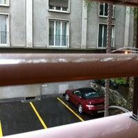 Photo taken at Weinhof Hotel & Restaurant by Bulkathos C. on 8/12/2012
