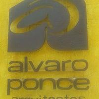 Photo taken at Alvaro Ponce Arquitectos by Alvar C. on 5/11/2011