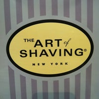 Photo taken at The Art of Shaving by B F. on 10/14/2011