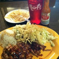 Photo taken at The Loft Hawaiian Restaurant by Arnold S. on 7/8/2012
