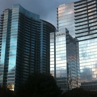 Photo taken at Loews Atlanta Hotel by Lonnie M. on 12/7/2011