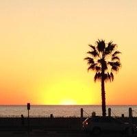 Photo taken at Santa Monica Beach Tower 26 by roxan63 on 12/17/2011