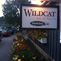Photo taken at Wildcat Inn & Tavern by Dan on 8/3/2011