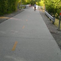 Photo taken at Katy Trail by marqsean on 9/7/2011
