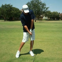 Photo taken at Plantation Driving Range by BILLY CARTER W. on 8/23/2011