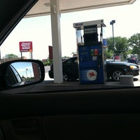 Photo taken at Mobil by iSapien 1. on 7/8/2012