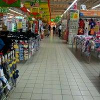 Photo taken at Giant Hypermarket by aDinda on 1/12/2012