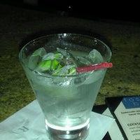 Photo taken at Tosca Blu Bar by Stephanie V. on 1/22/2012