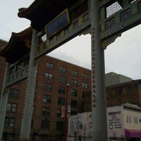Photo taken at Chinatown by Hiroki T. on 1/21/2012