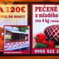 Photo taken at Grinavský Janko by phuture on 6/23/2011