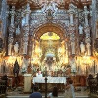 Foto tomada en Basílica Ntra. Sra de las Angustias por Jose Manuel G. el 8/6/2011