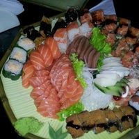 Photo taken at Niwa Sushi by Adriana N. on 8/25/2011