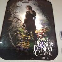 Photo taken at Cinemas Lumière by Paula F. on 7/16/2012