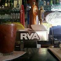 Photo taken at The Village Cafe by Tyler V. on 8/18/2012