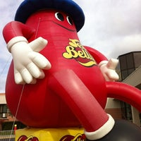 Photo taken at Jelly Belly Factory by Kyle H. on 2/20/2012