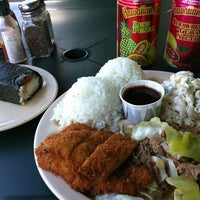Photo taken at Aloha Island Grille by Rudy R. on 5/29/2011