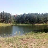 Photo taken at Lakota Lake by Robert K. on 7/31/2012