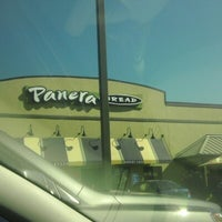 Photo taken at Panera Bread by Elizabeth B. on 8/18/2012