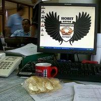 Photo taken at Apac Inti Corpora by Negeri D. on 1/13/2012