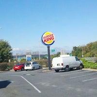 Photo taken at Burger King by Thomas R. on 10/4/2011