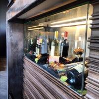 Photo taken at Corso Como Cafe by Chris D. on 2/23/2012