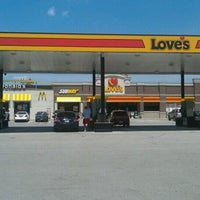 Photo taken at Love's Travel Stop by Charles S. on 8/12/2011