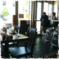 Photo taken at Cafe Ghia by CocteauBoy on 5/19/2012