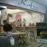 Photo taken at Kafta Shawarma by Xavier B. on 8/10/2011