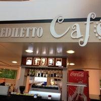 Photo taken at Prediletto Café by Jeferson D. on 2/25/2012