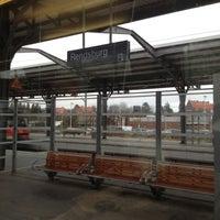 Photo taken at Bahnhof Rendsburg by Guy M. on 3/12/2012