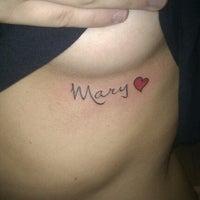 Снимок сделан в Tattoo-Globus пользователем Маша М. 8/27/2012