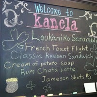 Photo taken at Kanela Breakfast Club by Sherri M. on 3/18/2012