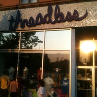 Photo taken at Threadless Store by Liz S. on 9/2/2011