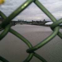 Photo taken at 145th Street Bridge by paul s. on 10/21/2011