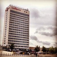 Das Foto wurde bei Mercure Hotel Potsdam City von Jannewap am 6/6/2012 aufgenommen
