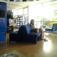 Photo taken at Ford Huahin by Anupap L. on 12/10/2011