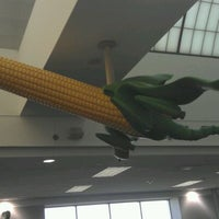 Photo taken at Concourse E by Amy B. on 4/11/2012