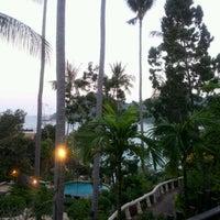 Photo taken at Panviman Resort Koh Phangan by Sharone Z. on 1/17/2012
