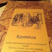 12/4/2011 tarihinde Hülya K.ziyaretçi tarafından Kosinitza'de çekilen fotoğraf