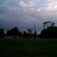 Photo taken at Fairgrounds Park by Denise A. on 9/23/2011