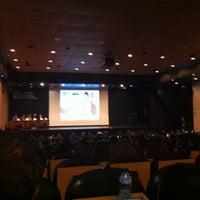 Photo taken at Palacio de Congresos de Marbella by Jorge V. on 4/26/2012