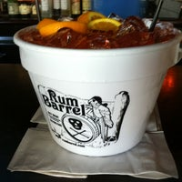 Photo taken at Rum Barrel Bar & Grill by Christiana D. on 9/5/2011
