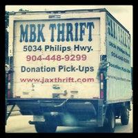 Photo taken at J Turner Butler Blvd & Southside Blvd by violet s. on 8/23/2012