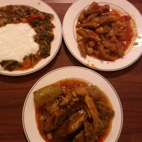 Photo taken at Namlı Cafe Şarküteri Restaurant by Onur Kutlu G. on 8/17/2012