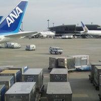 Photo taken at NRT - GATE 53 (Terminal 1) by Mark K. on 5/13/2012