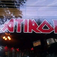 Photo taken at Flatiron by jasmin b. on 8/17/2012
