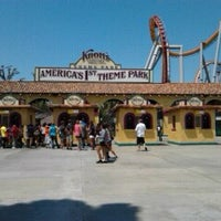 Photo taken at Knotts Berry Farm - Phone Room by Alan D. on 8/6/2012