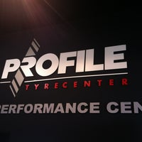 Photo taken at Profile Tyrecenter ABS by René R. on 7/5/2012