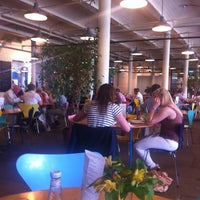 Photo taken at Salts Mill by Phil W. on 7/29/2011